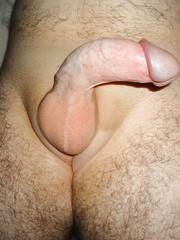 My Shaved Cock And Balls For Your Pleasure To Look At