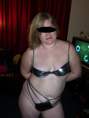 Few odd pics some of just wife and some from wife with me and a mate
