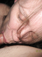 Mature amateur pictures of the wife sucking my cock hope you like