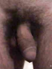 a few pictures of my cock flaccid and erect