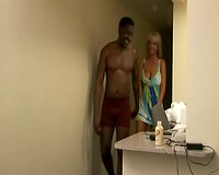 Diverse interracial sex act