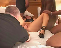 Beautiful wife used by blacks – dilettante episode