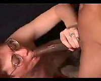 Interracial Cuckold Video- Ring on display