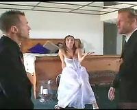 Pretty Bride Enjoys Good Fucking! Cuckold Videos