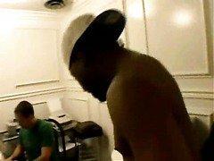 Bukakke Shoot Turns Violent Cuckold funny videos