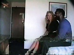 Slut Wife Fucks A Nigga While Cuckold Watches