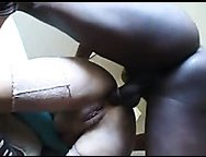 Mature wife is a submissive slut for big black cock