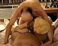 Amateur Interracial Sex! Double fun For Wife