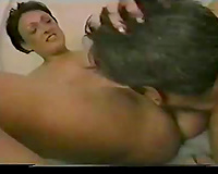 Wife Forced Cuckold Husband Eat The Cum Out Of Her