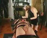 Femdom Strapon Videos With Anal Sex Virgin