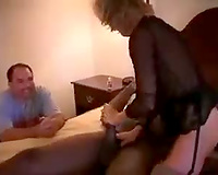 Get That Long Black Dick Wet-Interracial Porn