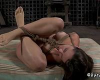 Horny thraldom slavemaster knows how to punish his serf