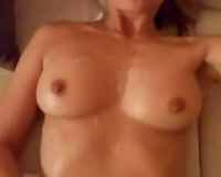Breath-taking compilation video with dilettante blondes getting cumshots