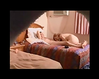My cheating white wife caught on hidden cam in our bedroom