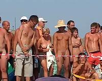 Amazing summer memories from naughty Russian nudist beaches