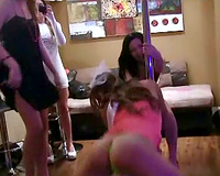 Bachelorette Party Cheating!
