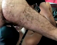 I wish to fuck this bitch's rectal hole in and out until I cum