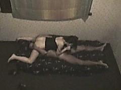Hidden webcam movie with me having interracial sex with my neighbor
