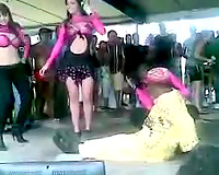 The Brazilian butt-face dance is the superlatively good way to break your face