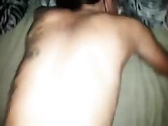 Hardcore triple penetration for my slim white girlfriend