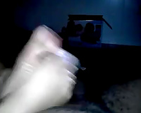 My helpful paramour gives me a footjob in interracial homemade movie