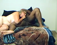 Getting some nice head from my neighbor's unfaithful white bitch
