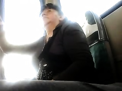 This old wife sitting next to me makes my dick tinge with passion