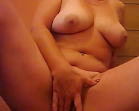 Vitamin therapy for a salacious naturally breasty milf