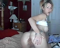 Sweet and playful blond hawt hotwife needs to experience anal sex