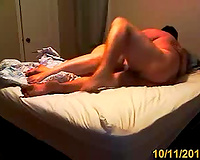 My bulky ass white women implores me to fuck her in missionary position