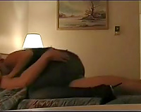 Wife was truly lustful for camsex and sucked my dong