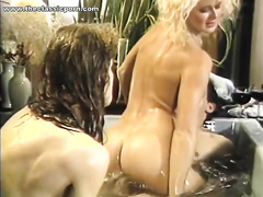 Mind blowing tramps and freaky dudes have a fun hardcore fuck right in pool