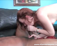 Sexy tiny mounds redhead laid by BBC