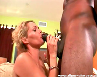 Cute white Married slut is avid for this BBC