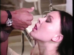 Passionate sex compilation with interracial sex and FFM three-some