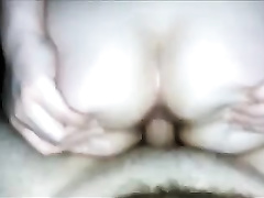 My hairy hubby enjoys fucking my arsehole from behind