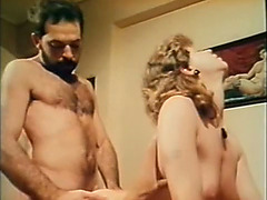 Bearded man needs a helpmate to fuck this excellent hottie