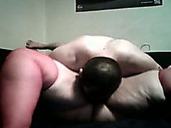 This juvenile man can't live without fucking and ravishing aged big beautiful woman ladies