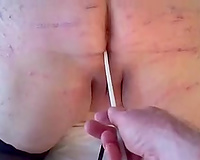 big beautiful woman whore acquires her slit used in fresh and greater quantity unusual ways.