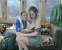 Vintage porn compilation with golden-haired and brunette hair breasty ladies
