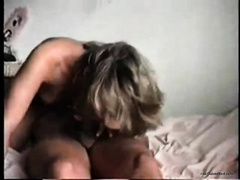 Sweet golden-haired Married slut is always sexually excited on vacation with her hubby