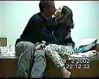 Nice blow job from hot Indian black cock sluts on honeymoon