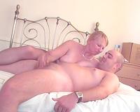Liz Seducing Her Lover