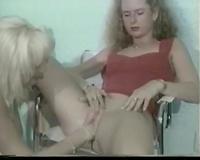 Vintage porn compilation with 3 masturbating babes