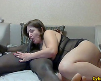 Come And Suck My Big Black Dick You Fatty