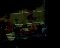 Spy movie from hotties public baths abode in South Korea