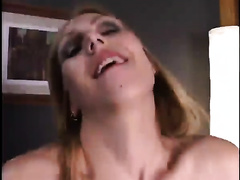 Two hungry African males pound one bitchy large assed blondie hard