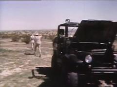 Sexy Native American playgirl receives screwed by slutty cowboy