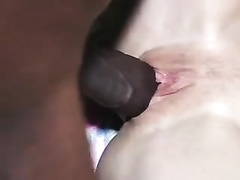 White honey wishes me to drive my BBC into her enjoyable pink bawdy cleft