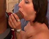 Nasty white dark brown black cock sluts desires to play with 2 dark men